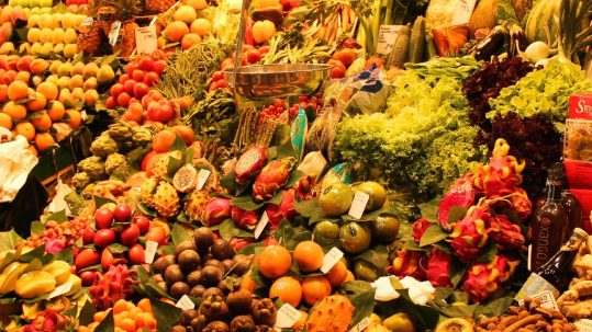 Barcelona officially declares itself a veggie friendly city
