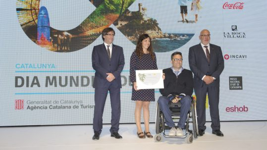 Responsible Tourism Award 2016