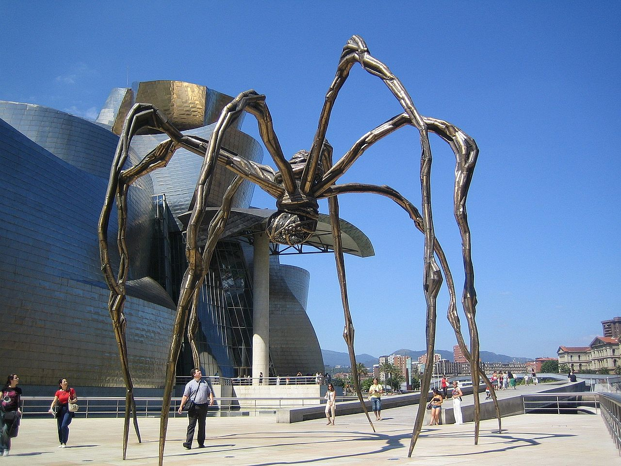 Bilbao Tours accessible